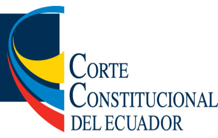 Constitutional Court of Ecuador Logo.