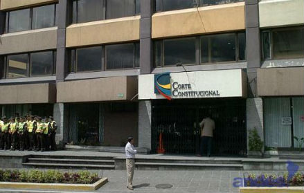 Constitutional Court of Ecuador.